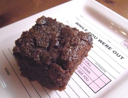 chocolate mochi brownie | chocolate recipes | Pinterest