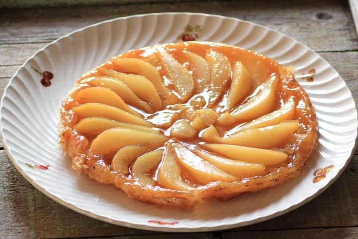 Pear Tart | Noshing With The Nolands
