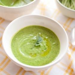 118159 - Pea and Avocado Soup By TasteSpotting