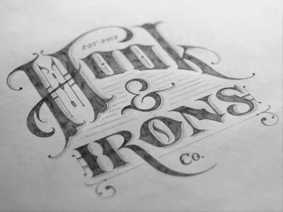 Retro and Vintage Logo Designs Collection