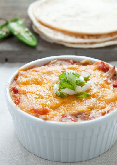 King Ranch Chicken for Two | Recipe