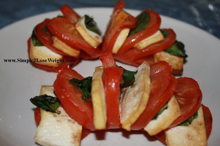 Roasted Balsamic, Tomato, and Tofu delight. (Look under Vegetarian ...