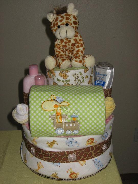 giraffe theme