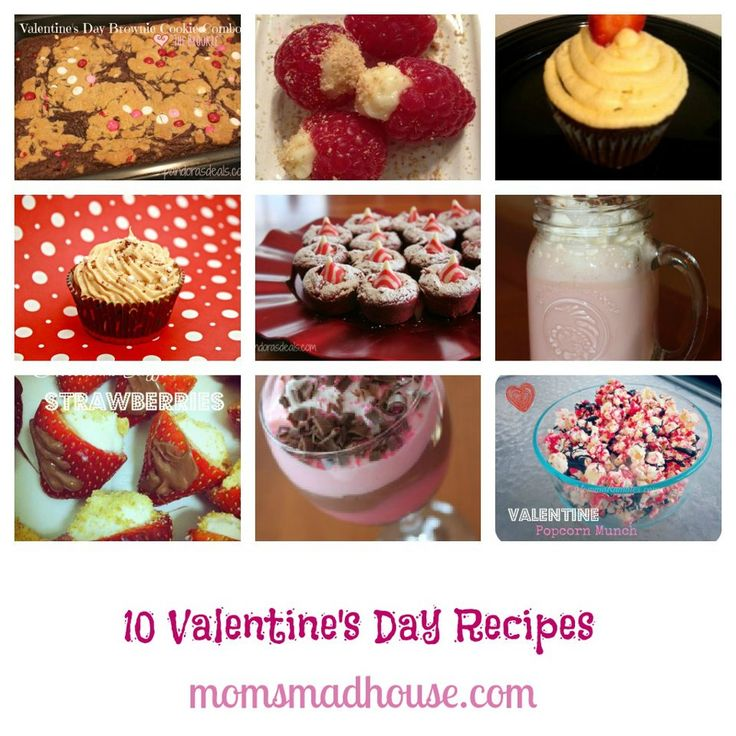 valentine's day recipes bbc