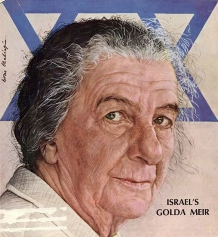 Golda Meir | Holy Land...Our Christian Roots | Pinterest