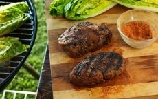 Grilled Filet Mignon with Smoky Spice Rub | Grilling.com ~ Recipe ...