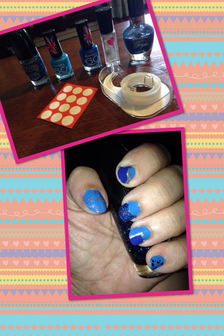 My Nails Design | My own Nail with design./ My designs | Pinterest