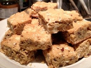 January 22nd, 2013 - National Blond Brownie Day! | Blondies | @Linda ...