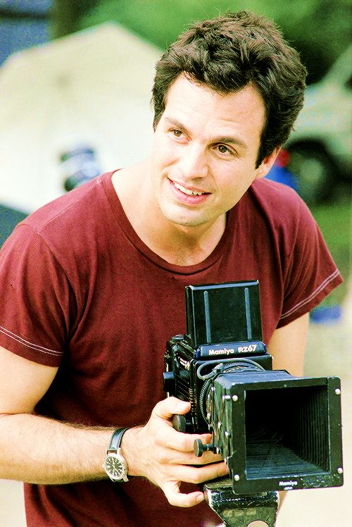 "If only you were a real boy. | 33 Ways That Mark Ruffalo's Character In ""13 Going On 30"" Ruined Men For You"