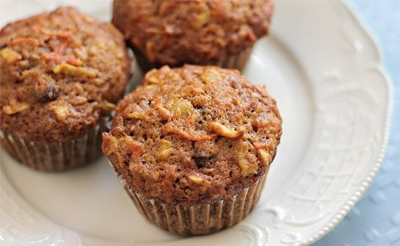 The Original Morning Glory Muffin by ezrapoundcake, as adapted from ...