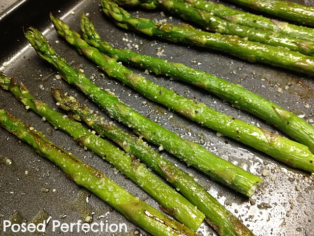 Oven Roasted Asparagus | Cute 2013 Weekly Planner | Pinterest