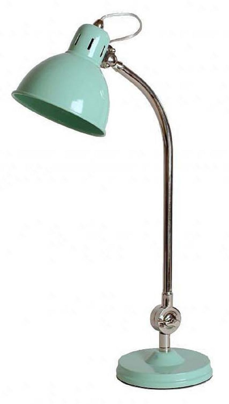 retro desk lamp my college dorm pinterest. Black Bedroom Furniture Sets. Home Design Ideas
