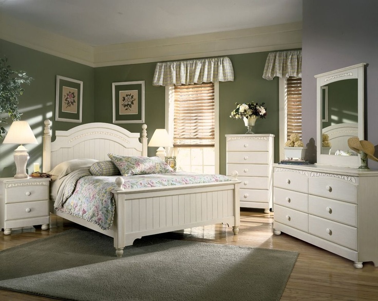 Ashley Cottage Retreat Bedroom Furniture For The Home Pinterest