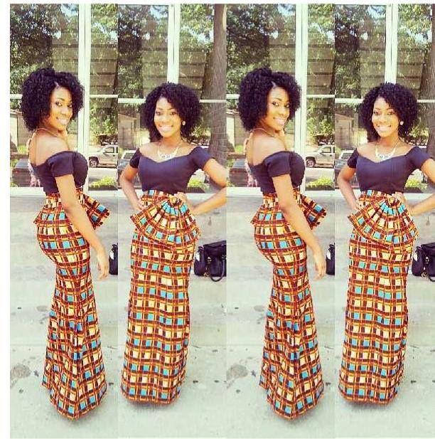 african women ankara styles 2013