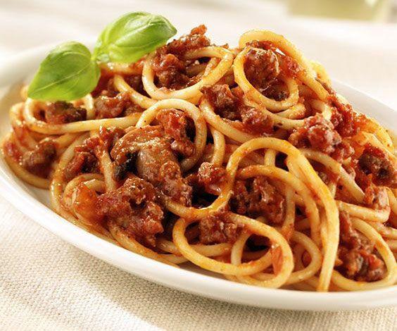 Spaghetti Bolognese | Yummy for Tummy | Pinterest