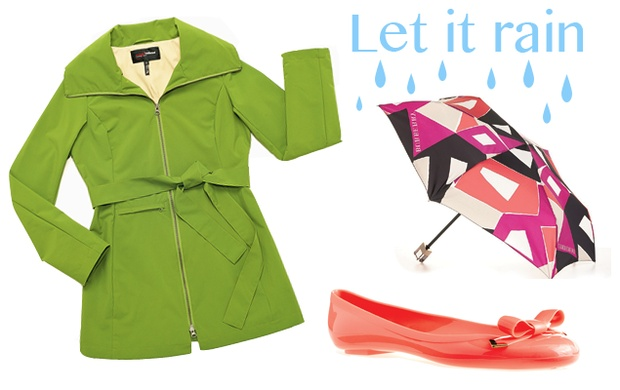 7 bright rainy day accessories.