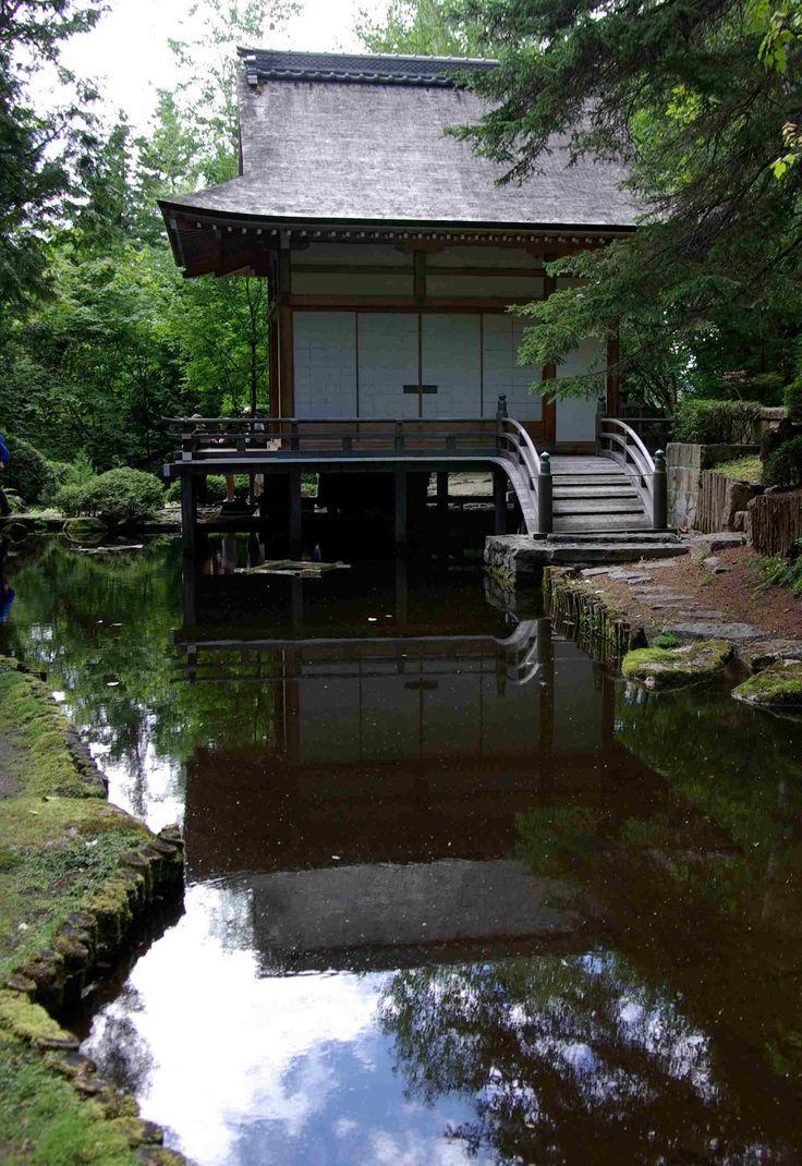 Japanese tea house books worth reading pinterest for Japanese garden house