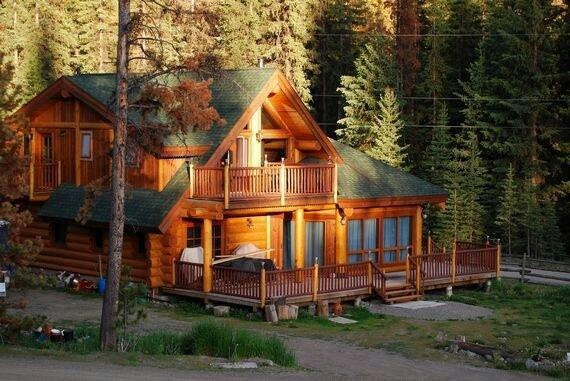 Dream Cabin House Hunting Pinterest