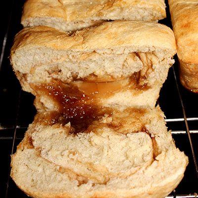 Cinnamon Bun Bread   Food recipes   Pinterest