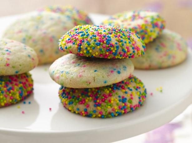 Birthday Confetti Cookies | Recipe