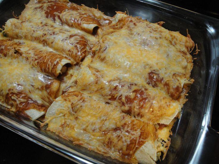 chicken enchiladas | Food | Pinterest