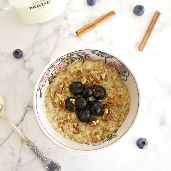 ... by KeithandCarrie Hanson on Not just oatmeal: Breakfast! | Pinter