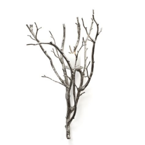 Z Gallerie Wall Sconces : Branch Wall Sconce from Z Gallerie Home & Decor Inspiration Pinte?