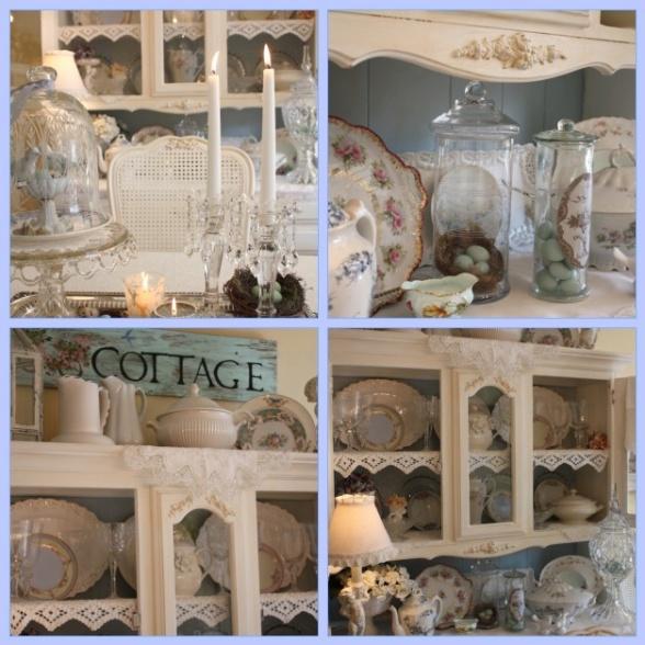 Shabby Chic Dining Room Shabby Chic Dining Rooms Pinterest