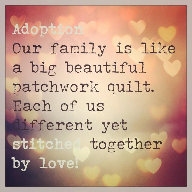 Adoption: My Adoption Quotes. QuotesGram