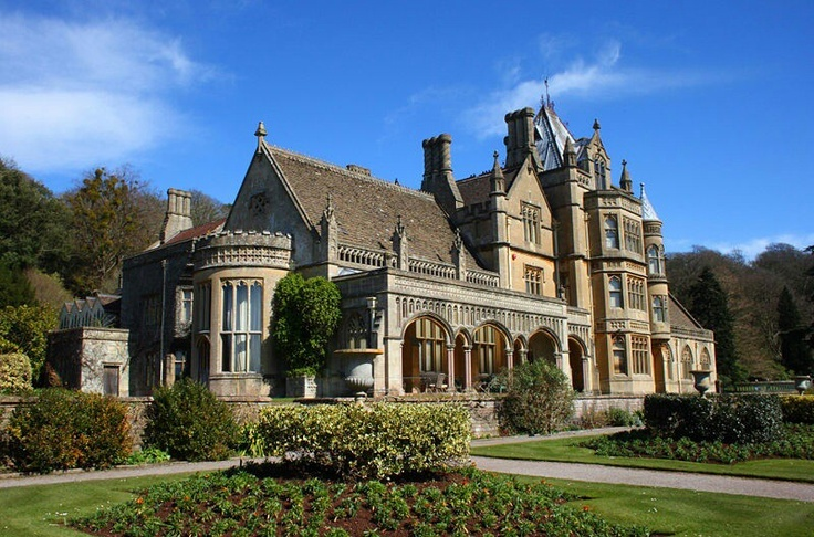 Gothic Style Mansion In England Gothic Architecture Pinterest