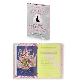 christian lacroix and the tale of sleeping beauty - Chasing Fireflies