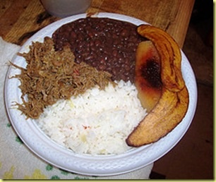 Receta de Arroz con Caraotas Negras - Cocina Colombiana