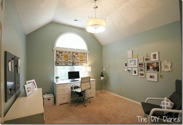 Rainwater by martha stewart paint color ideas pinterest Martha stewart home office design ideas