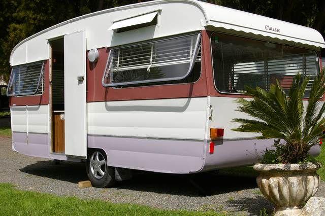 Excellent Images About Vintage Caravans On Pinterest  Vintage Caravans Vintage