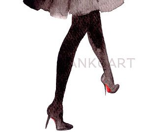 ファッション 人物画