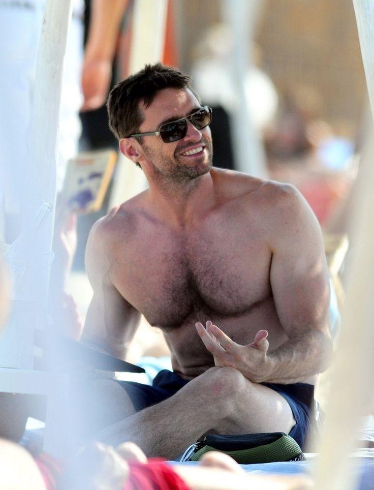 Hugh Jackman sexy | Hu...
