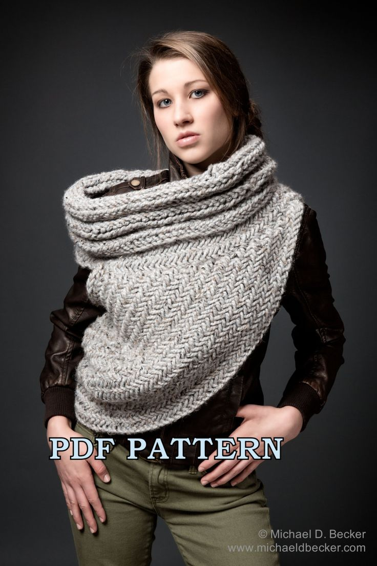 Katniss Knitted Cowl Pattern : Katniss Crochet Cowl Pattern Free myideasbedroom.com