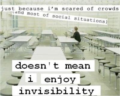 how to avoid social phobia