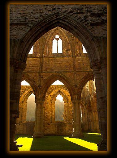 Tintern Abbey - Wales