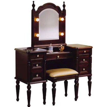 Makeup Vanity With Lights For The Home Pinterest