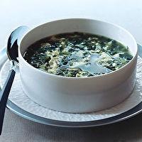Spinach Stracciatella Soup | Healthy stuff - recipes, WW, etc. | Pint ...