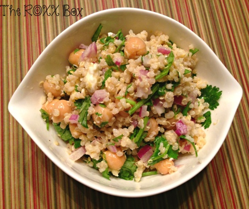 Greek Infused Quinoa Salad Recipes — Dishmaps
