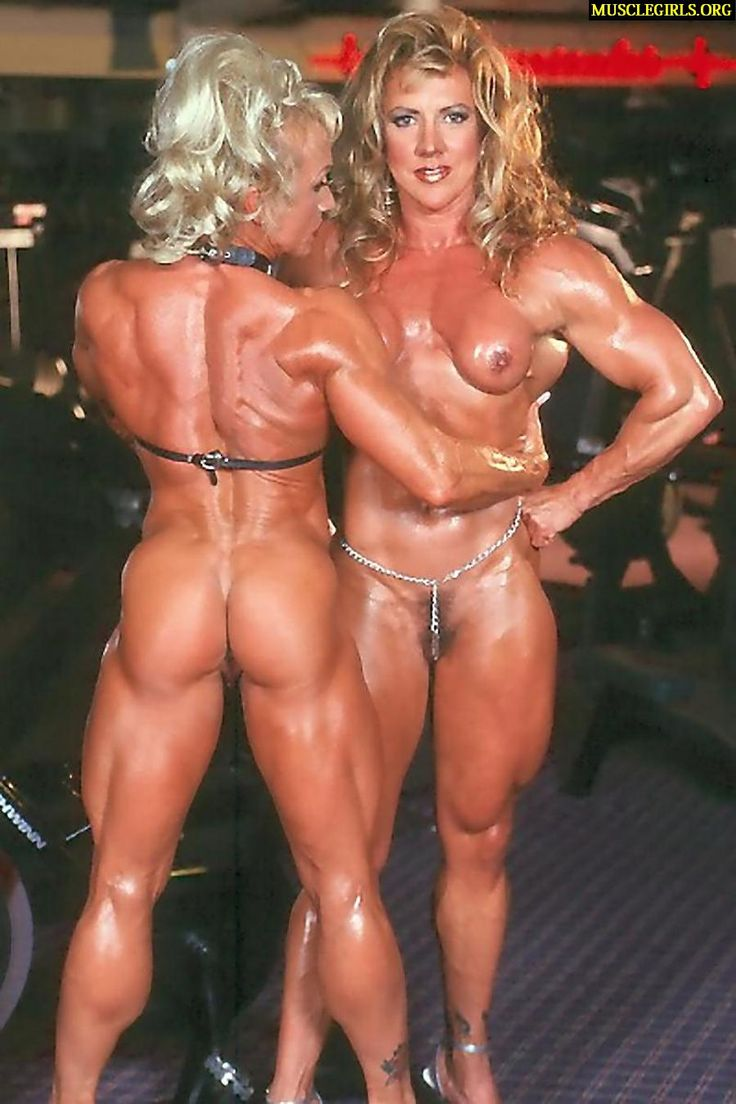 Nude female monster muscle pics porno image