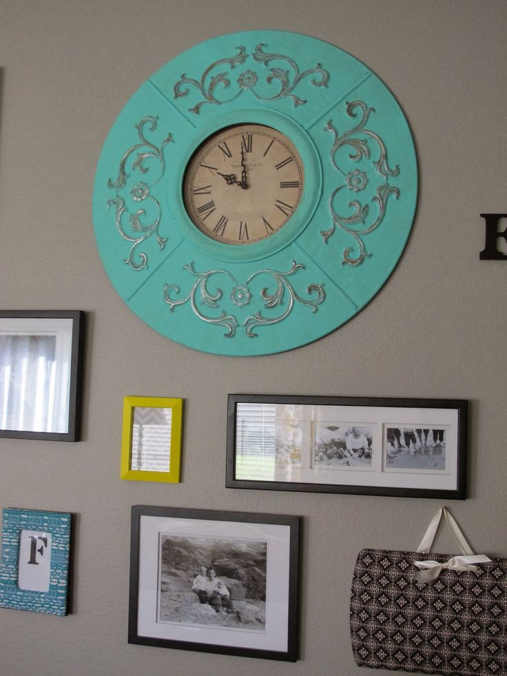 wall decor do it yourself pinterest