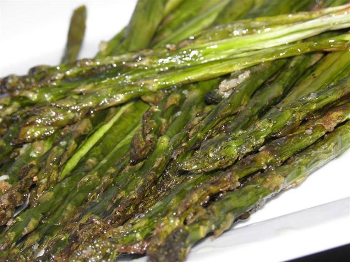 Oven roasted asparagus | Food | Pinterest