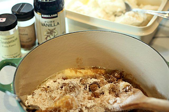 Hot Buttered Rum Batter | Recipe