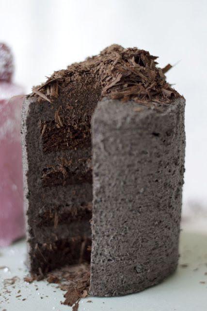 chocolate malt cake. | Sweets | Pinterest