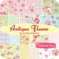 heirloom antique flower.. lovely fabric line!