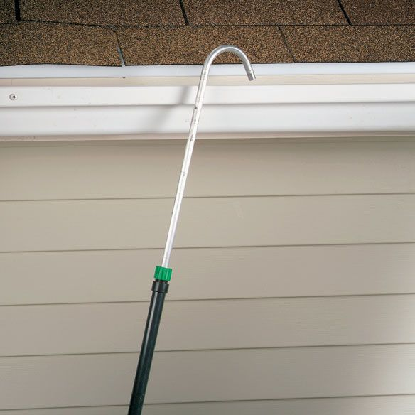 Gutter Cleaner Hose Attachment - Zoom - for house - Pinterest