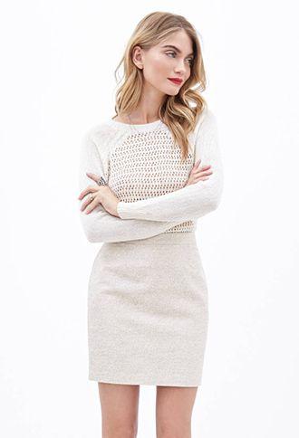 Speckled Pencil Skirt | FOREVER21 - 2000119310